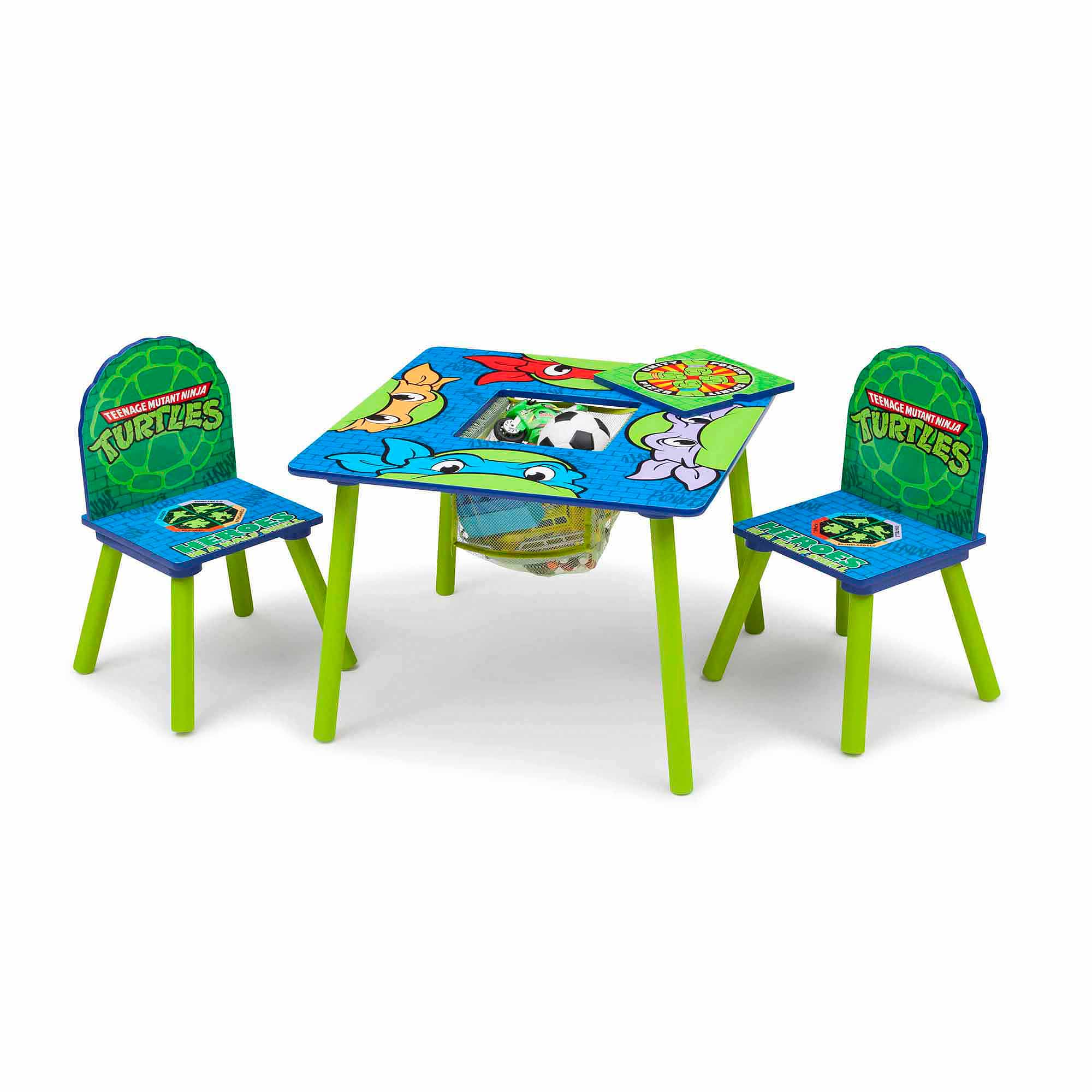Teenage Mutant Ninja Turtles Furniture