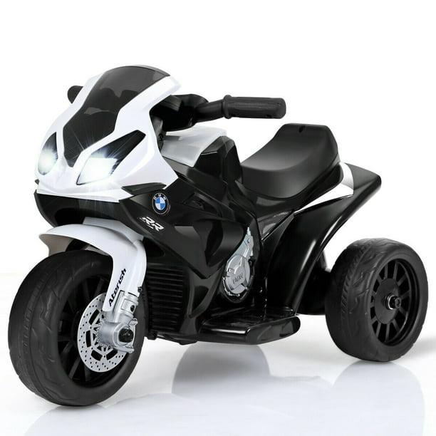 Gymax Kids Ride On Motorcycle Bmw Licensed 6v Electric 3 Wheels Bicycle W Music Light Walmart Com Walmart Com