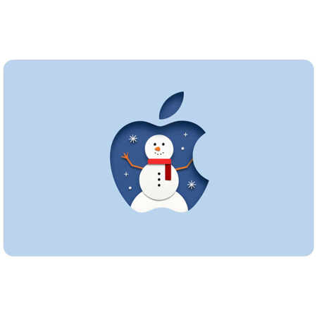 $15 App Store & iTunes Gift Card for Holiday [Email