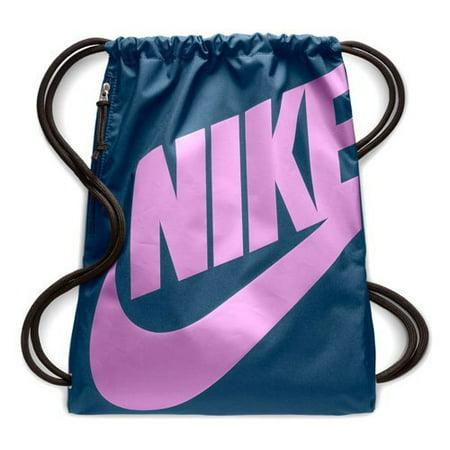 Nike nkBA5351 471 Heritage Gym Sack (Thunder Blue/Purple)