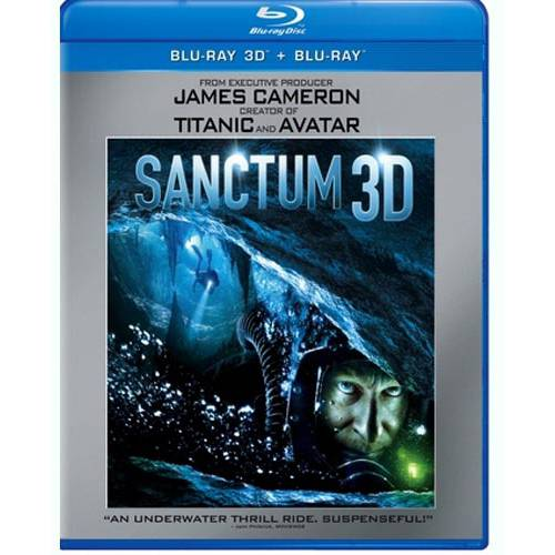 Sanctum 3D (Blu-ray) (With INSTAWATCH) (Widescreen)