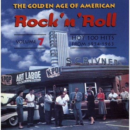 Golden Age Of American Rock N Roll 7   Various