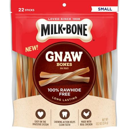 Milk Bone Chicken Bones (Milk-Bone GnawBones Chicken Sticks, Rawhide-Free, 13.2 Ounces )