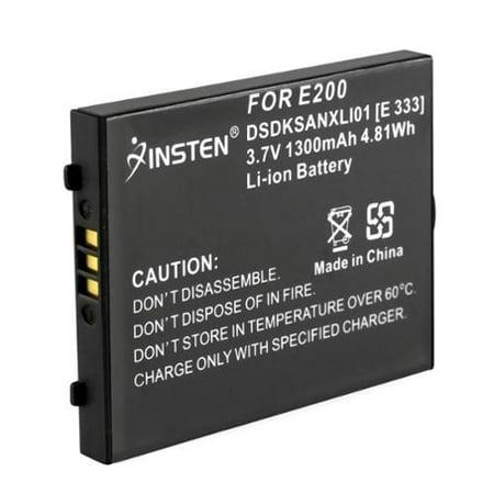 Sansa C100 Series - Insten Li-Ion Replacement Battery For Sandisk Sansa e200 Series