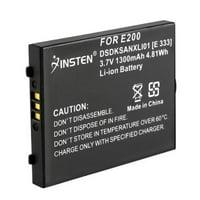 Insten Li-Ion Replacement Battery For Sandisk Sansa e200 Series
