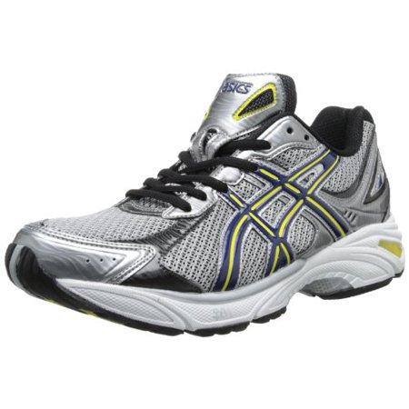 ASICS Men's Gel Fortitude 3 Running Shoe,SilverNavyBlack,9 M US