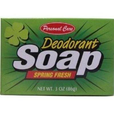 Personal Care Products Personal Care Bar Soap, 2 ea Personal Care, 2 Pack, 3 OZ, Spring Fresh, Deodorant Soap Bar, A Pure Feeling Of Clean, & Long Lasting Deodorant Protection, Rinses Clean Without Drying The Skin, Cool & Crisp, Delivers An Invigorating Refreshed Feeling All Day.