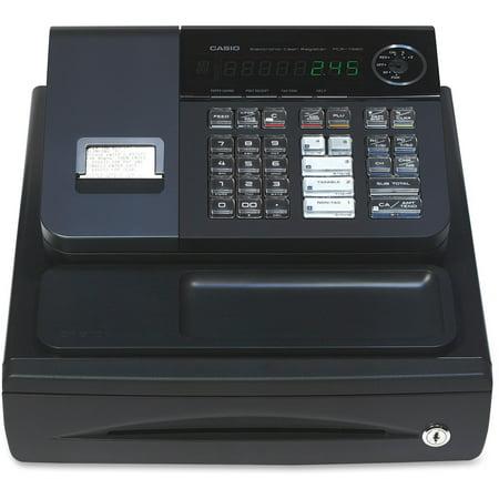 Register-Stylish Black Color (Sharp Electronic Cash Register Manual)