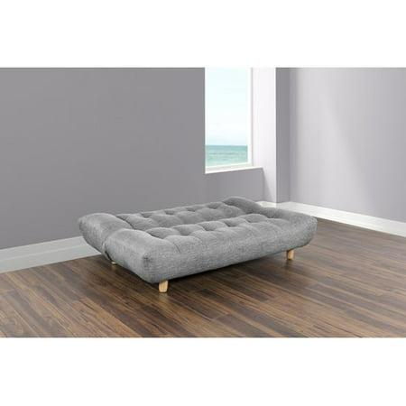 Ivy Bronx Aumiller Klik Klak Reclining Sleeper Sofa