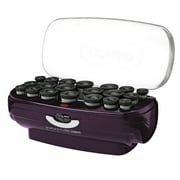 InfinitiPRO by Conair Fast Heat 20 PC Ceramic Flocked Rollers, Model CHV27
