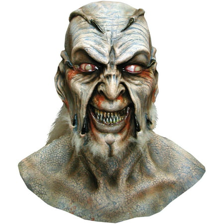 Jeepers Creepers Latex Mask Adult Halloween Accessory - Halloween Masks For Men