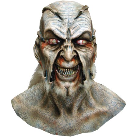 Jeepers Creepers Latex Mask Adult Halloween Accessory - Making Halloween Masks With Latex