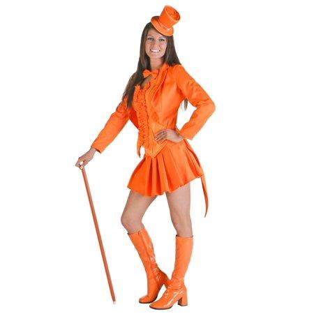 Sexy Orange Tuxedo Costume - Womens Sexy Dumb and Dumber Costume Ideas - Dumb And Dumber Orange Tuxedo