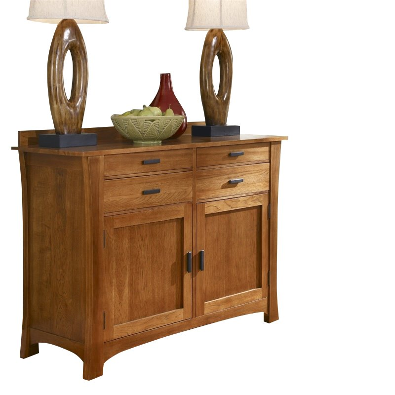 Bowery Hill Sideboard in Warm Amber