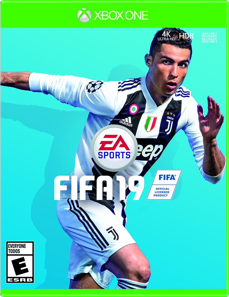FIFA 19, Electronic Arts, Xbox One, 014633371666 by Electronic Arts
