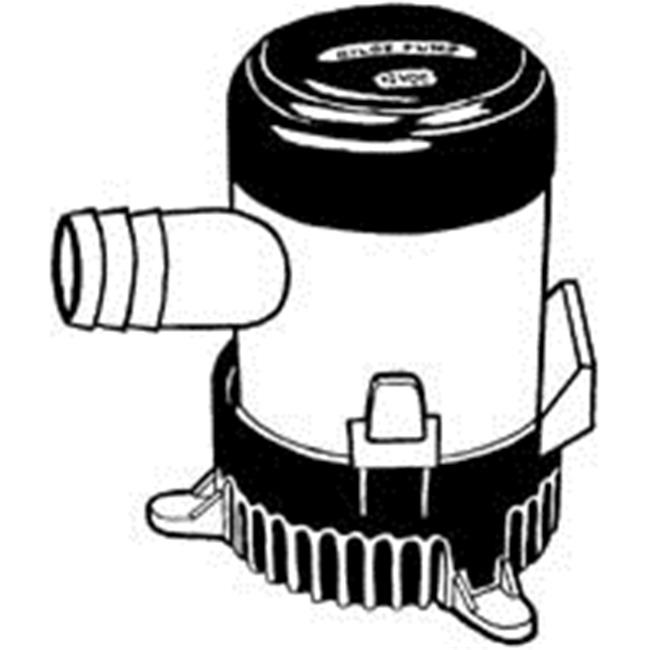 United States Hardware M 019b 625 Gph Bilge Pump
