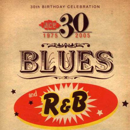 30th Birthday: Blues & R&B / Various (CD)