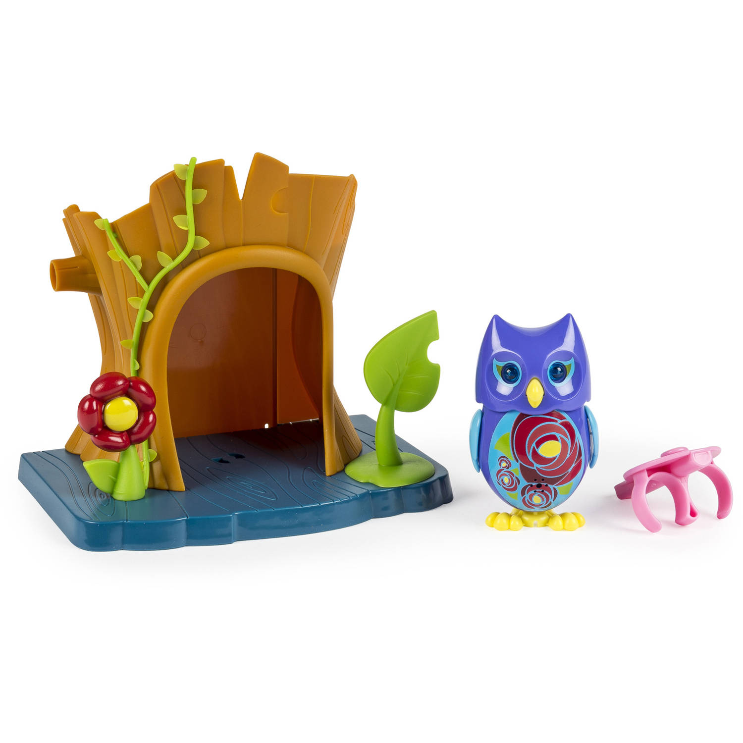 Digi Owls Hollows, Rosette
