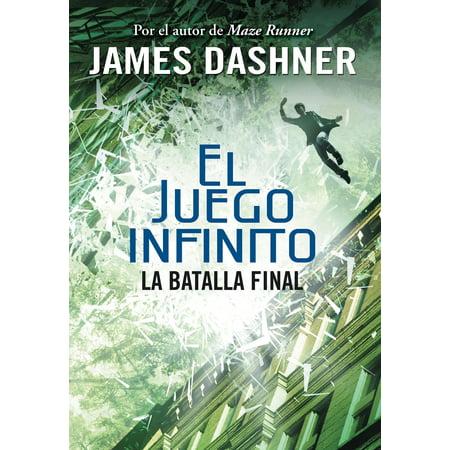 La batalla final (El juego infinito 3) / The Game of Lives (The Mortality Doctri ne, Book - Juegos De Baby Games Halloween