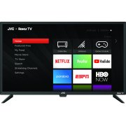 "JVC 32"" Class HD (720p) Roku Smart LED TV (LT-32MAW388) - Best Reviews Guide"