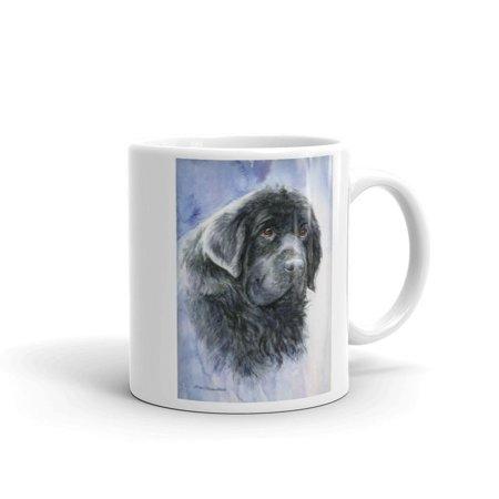- Newfoundland Head Study V, 11oz Coffee Mug