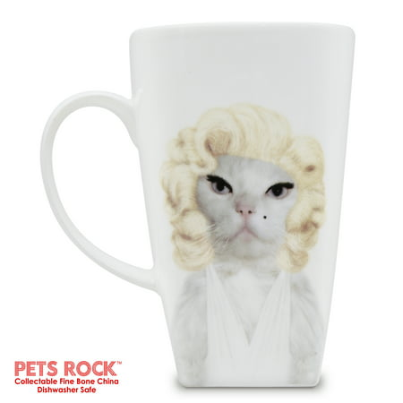 Empire Mug - Empire Art Direct Pets Rock Diamonds Collectible Fine Bone China Mug 20 oz