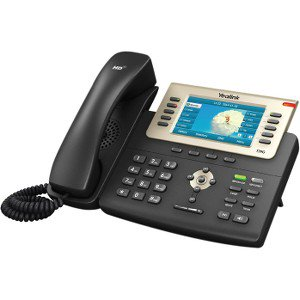 Yealink SIP-T29GN Gigabit VoIP Phone w/ 16 Phone Lines, TFT Color Display