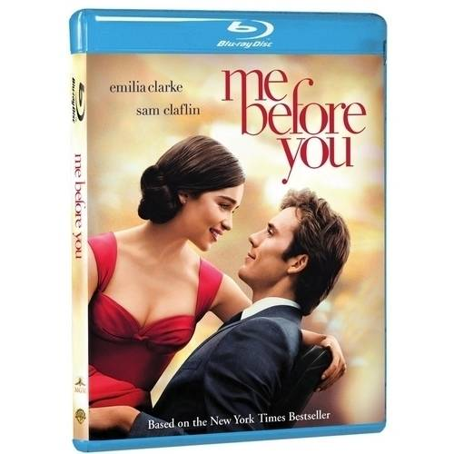 Me Before You (Blu-ray + Digital HD With UltraViolet)