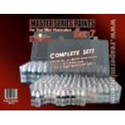 Master Series Paint Set #7 (09001-09270) - Complete Set SW (MINT/New)
