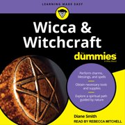 Wicca and Witchcraft For Dummies - Audiobook
