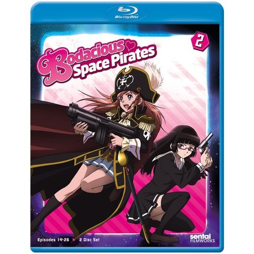 Bodacious Space Pirates: Collection 2 (Blu-ray)