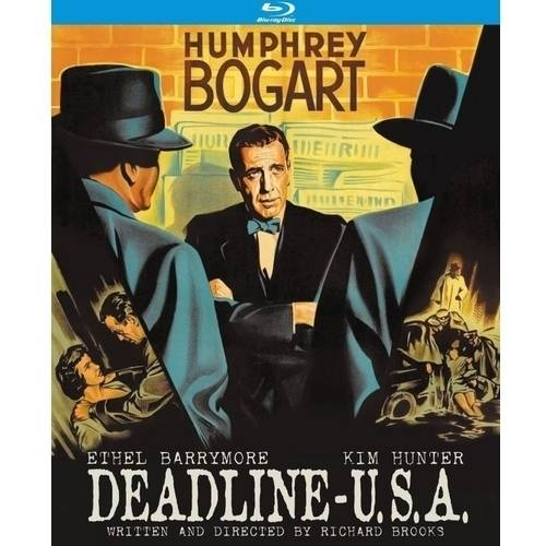 Deadline-U.S.A (Blu-ray)