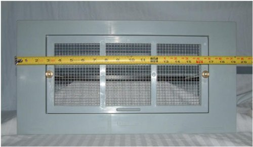 Energy Efficient Crawl Space Vent By Battic Door Energy Conservation Products  sc 1 st  Walmart & Energy Efficient Crawl Space Vent By Battic Door Energy Conservation ...