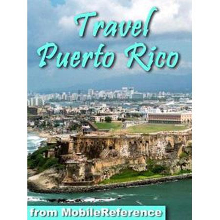 - Travel Puerto Rico with Spanish phrasebooks, maps, and beach guide. (Mobi Travel) - eBook