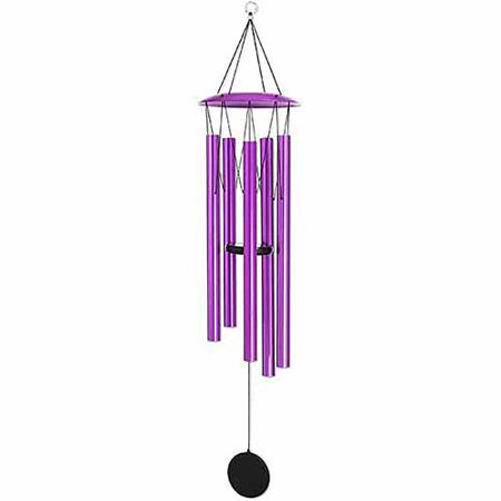 Purple Wind Chime