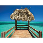 Island Way Outdoor Five O' One Photographic Print on Canvas