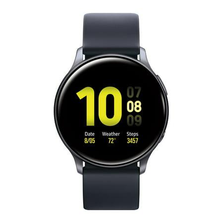 SAMSUNG Galaxy Watch Active 2 Aluminum - 40mm Black Bluetooth - SM-R830NZKAXAR