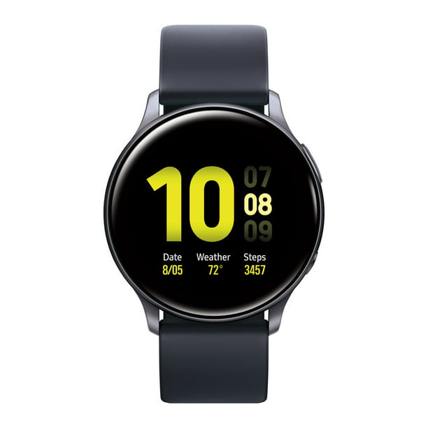 SAMSUNG Galaxy Watch Active 2 Aluminum - 40mm Black Bluetooth - SM-R830NZKAXAR