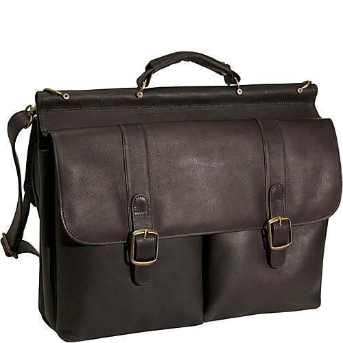 David King Dowel Laptop Briefcase