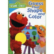 Sesame Street: Guess That Shape and Color by SONY WONDER/SMV