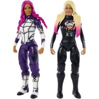 WWE Sasha Banks vs Alexa Bliss 2-Pack