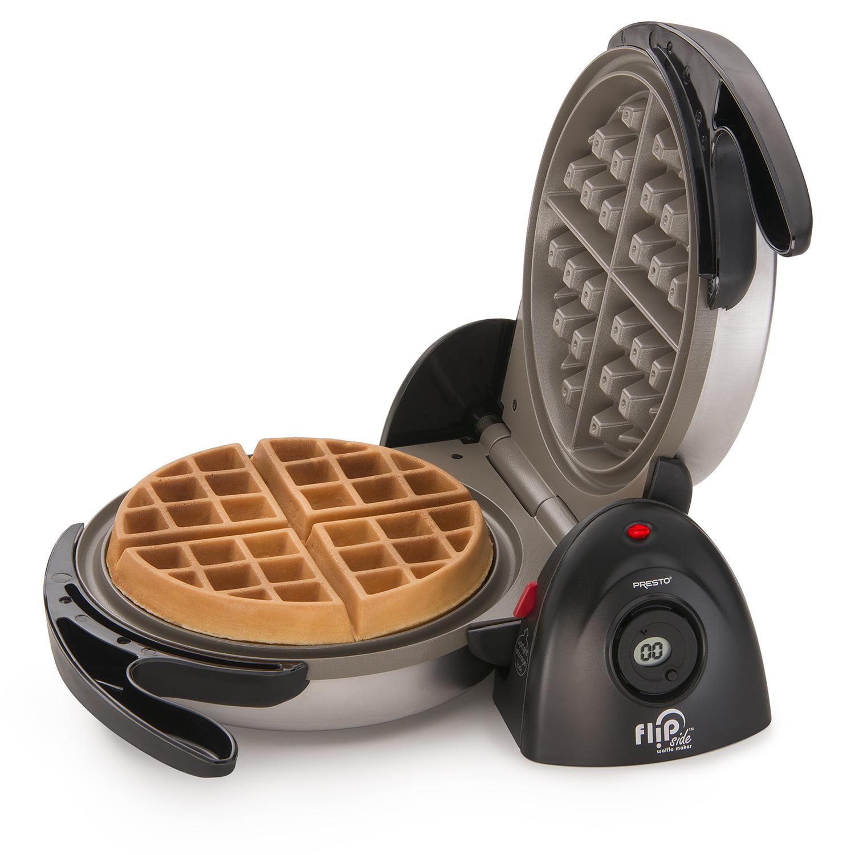 Presto FlipSide® Belgian Waffle Maker