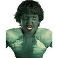 The Incredible Hulk Costume Make-Up