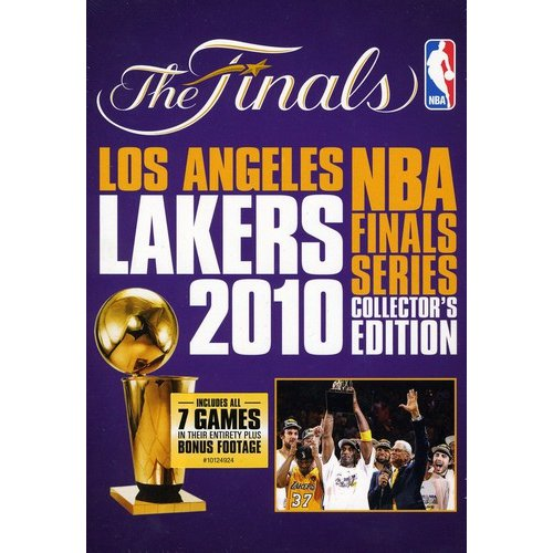 Los Angeles Lakers: 2010 NBA Finals Series (Collector's Edition) by