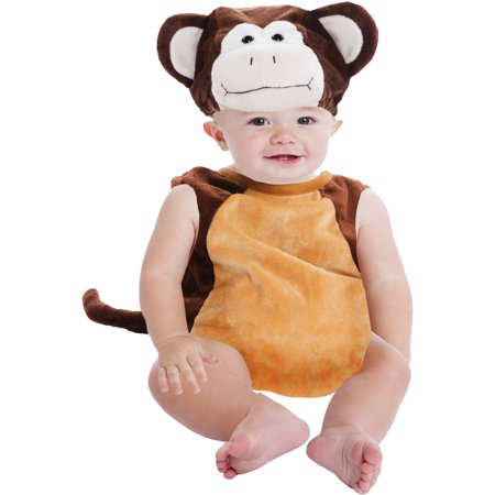Monkey Bubble Infant Halloween Dress Up / Role Play Costume (Infant Monkey Halloween Costumes)