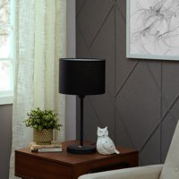 Sid Table Lamp, Contemporary, Black