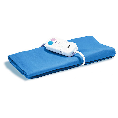 Conair HP15RB Moist King-Size Heating Pad with 3 Settings