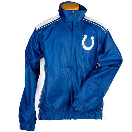 NFL - Men's Indianapolis Colts Lightweight Full Zip Jacket