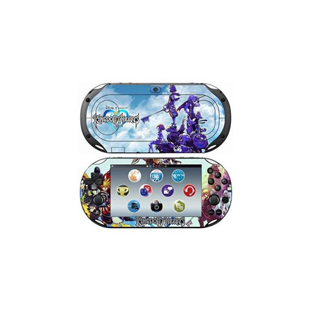 vanknight vinyl decal skin stickers cover for playstation vita 2000