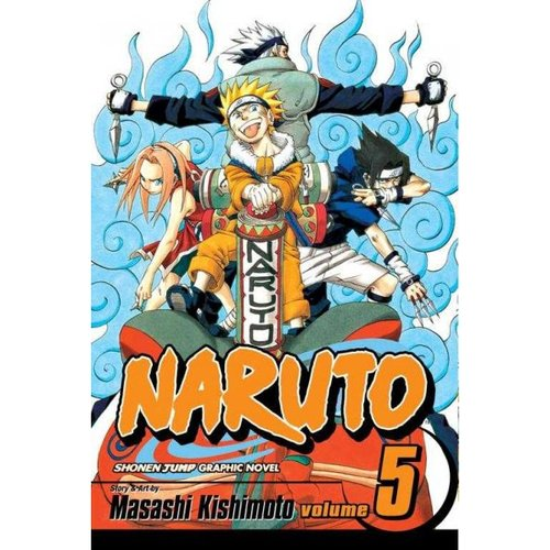 Naruto 5: Challengers